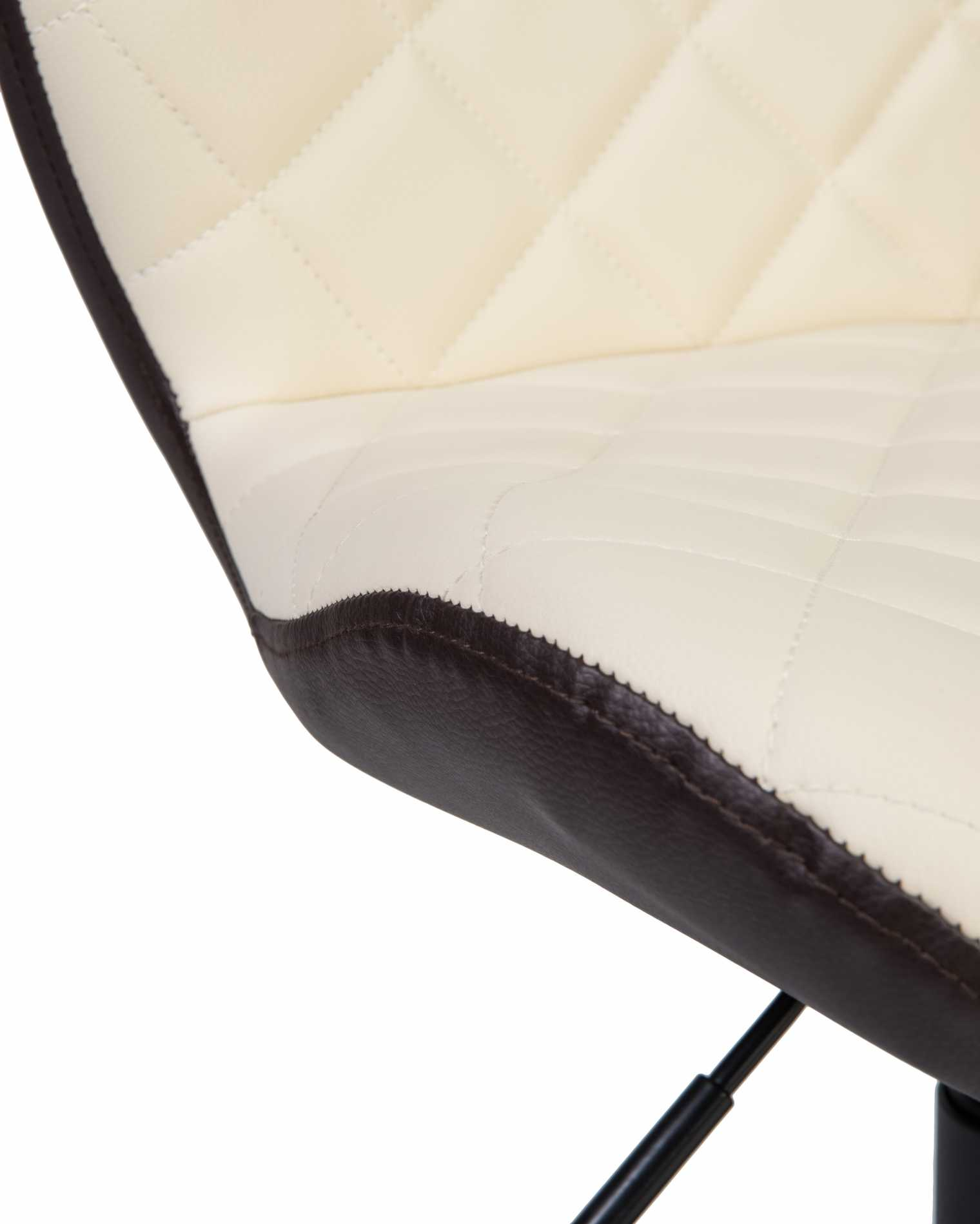 Кресло Колибри, кремово-коричневый